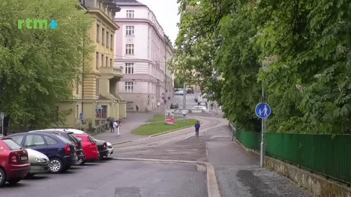 Jablonecký magazín o stavební akci v centru města