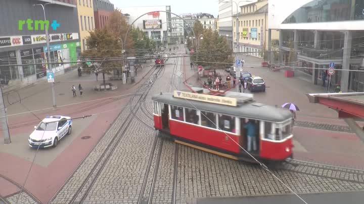 Autobusem, tramvají... - září 2019