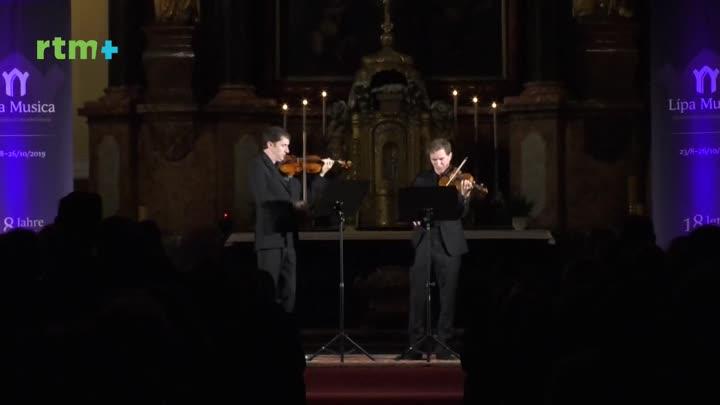 MHF Lípa Musica 2019 - Dialog mistrů