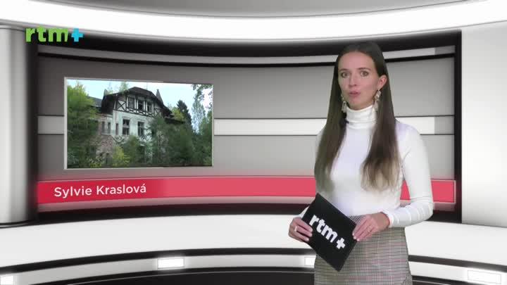 Liberecký magazín nejen o odkupu budov v areálu bývalého očního sanatoria v Machníně
