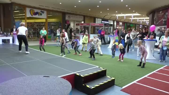 V OC Nisa si mohly děti o víkendu zasportovat