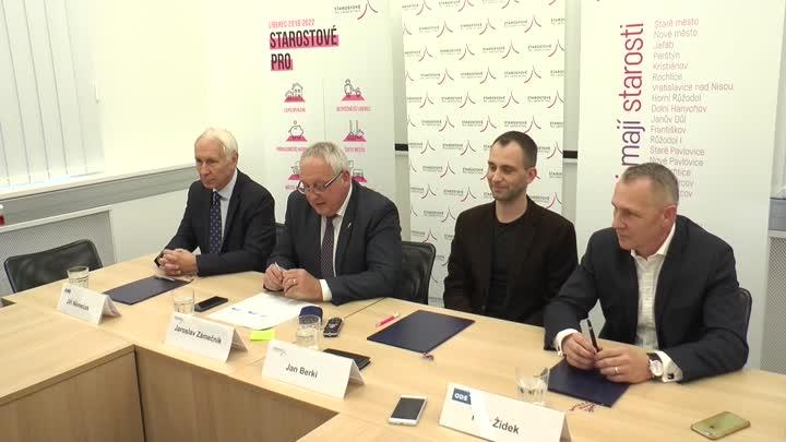 Liberecký magazín o nové koalici