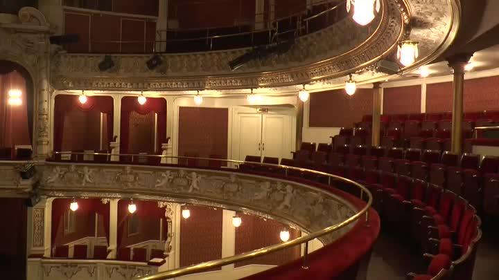 Oprava libereckého Divadla F. X. Šaldy je u konce