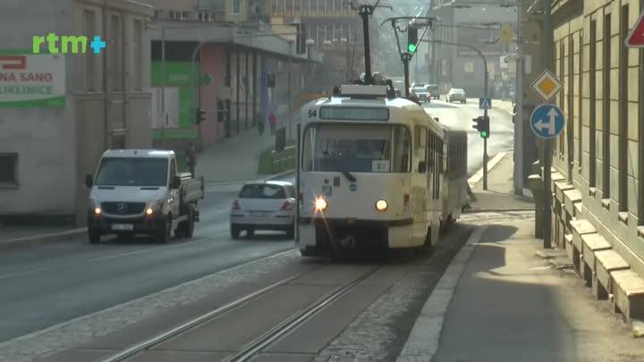Autobusem, tramvají... - říjen 2019