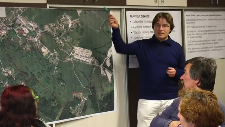 Jablonec n. N. vypracoval změnu územního plánu Horní Proseče