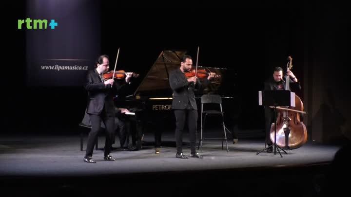 MHF Lípa Musica 2019 - závěrečný koncert v Novém Boru