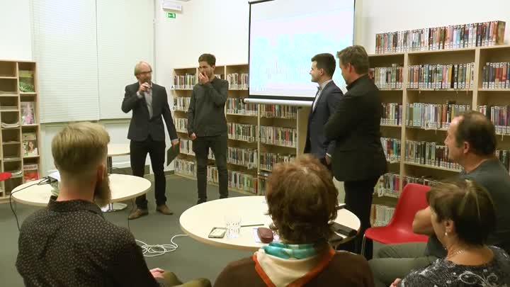 Obyvatelé Turnova znají návrhy nové knihovny