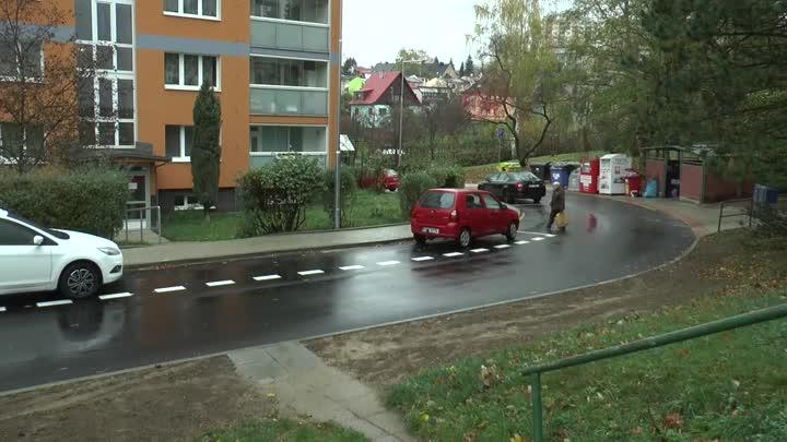 Liberec dokončil opravu Jiráskovy ulice
