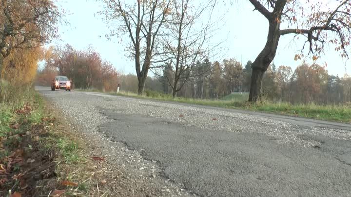 Liberecký kraj se chystá opravit další silnice