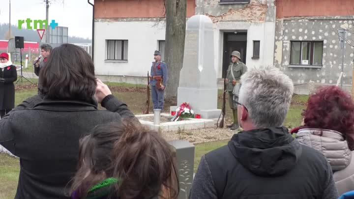Jablonecký magazín o novém pomníku v Lukášově