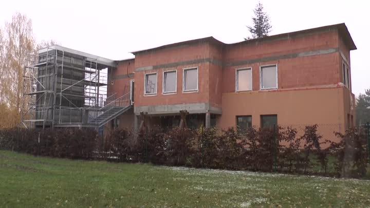 Turnovské Centrum denních služeb buduje přístavbu