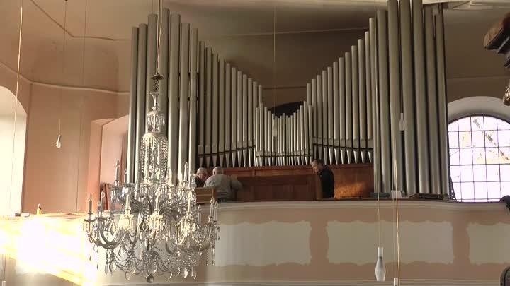 Historické varhany v Železném Brodě procházejí opravou