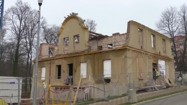 Vratislavice nad Nisou budují nový spolkový dům