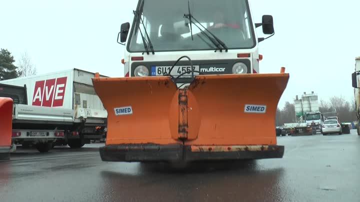 Česká Lípa bude letos v zimě silnice hlavně solit