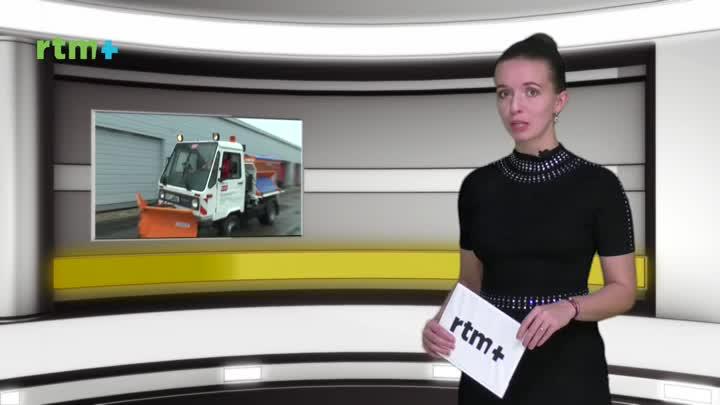 Českolipský magazín nejen o plánu zimní údržby