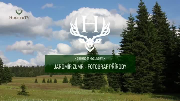 Portrét fotografa Jaromíra Zumra