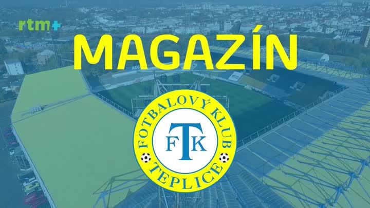 Magazín FK Teplice - listopad 2019