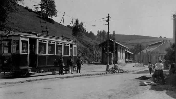 Janov n. Nisou plánuje oživit historickou tramvajovou zastávku