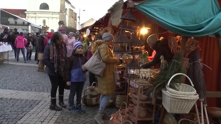 Turnov o víkendu ožil adventními řemeslnými trhy