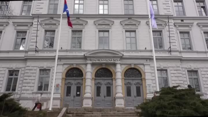 Představení SPŠSE a VOŠ Liberec