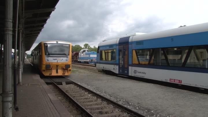15. prosince se změní jízdní řády autobusů a vlaků