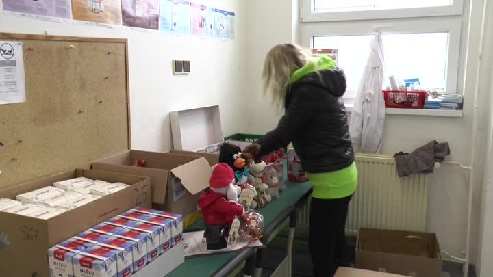 Potravinová banka Libereckého kraje opět dělá radost