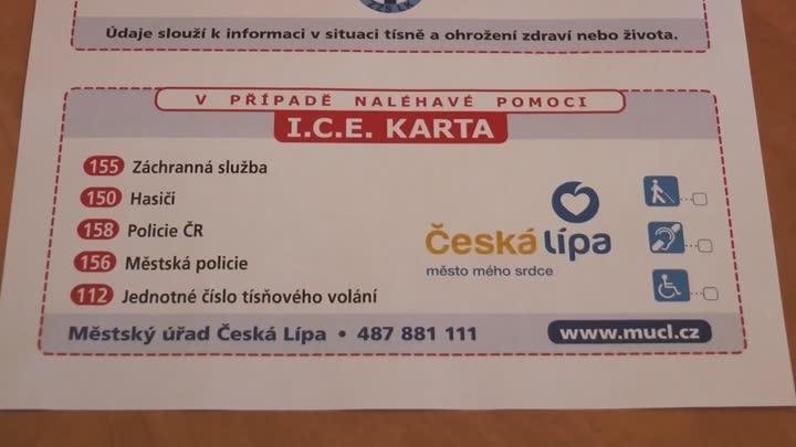 Česká Lípa se zapojila do projektu Seniorská obálka