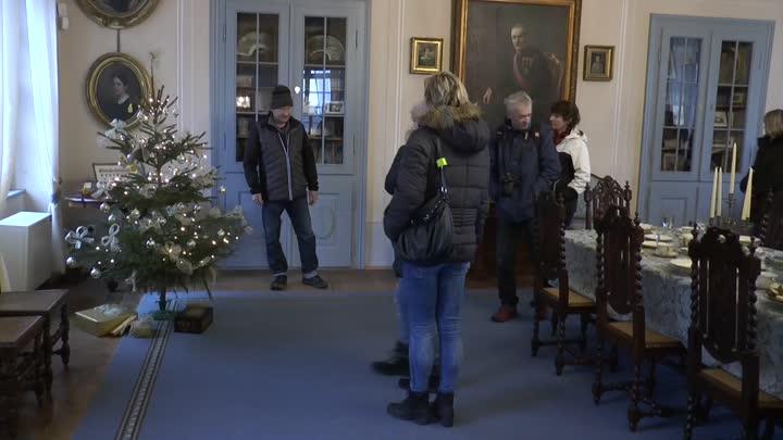 Valdštejn láká návštěvníky na Vánoční prohlídky