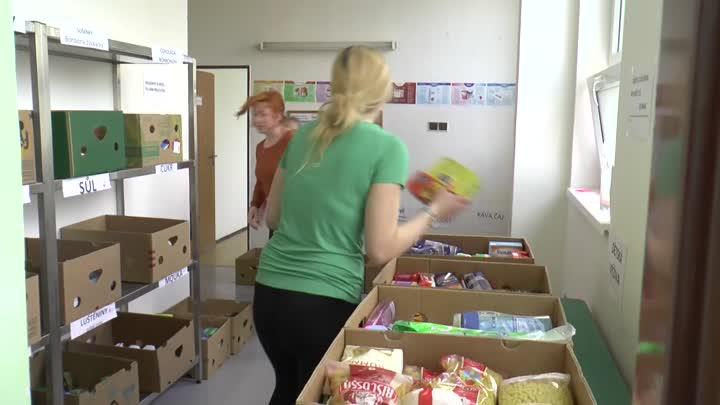 Potravinová banka Libereckého kraje bilancuje