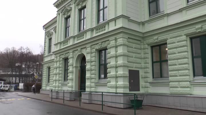 Liberecká ZŠ v ulici Na Výběžku má novou fasádu