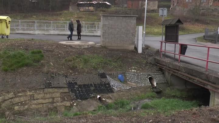 Ohrazenice zrekonstruují okolí hasičské nádrže