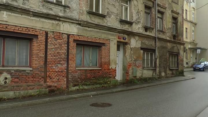 Liberec přestaví dům v Orlí ulici na sociální byty