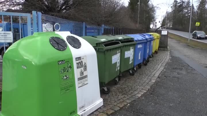 V Jablonci nad Nisou se loni vytřídilo 4 000 tun odpadu