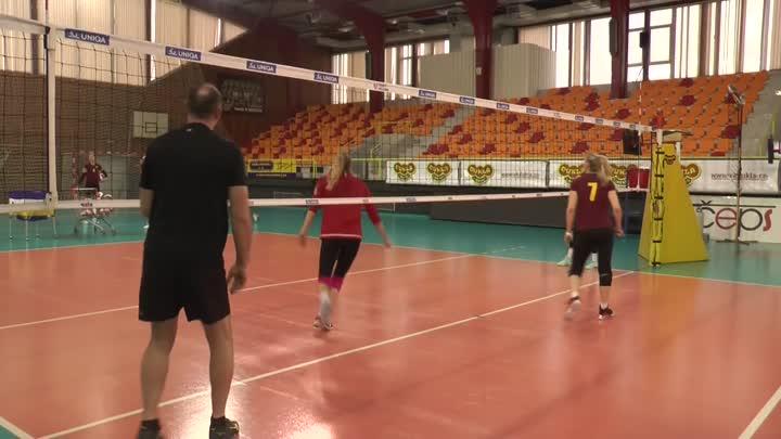 Volejbalová Dukla Liberec se připravuje na důležité soutěže