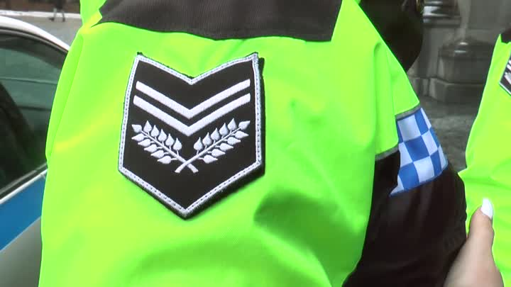 Městská policie Liberec obměnila hodnostní označení