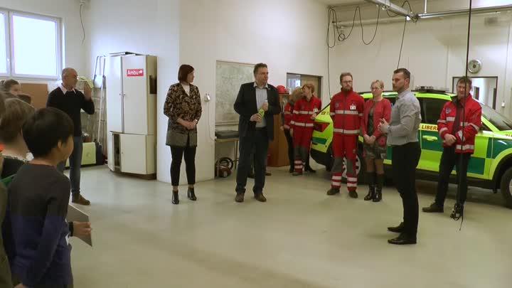 Českolipská záchranka má nové sanitky a lékařský vůz