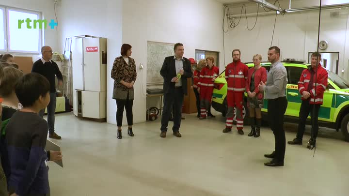 Českolipský magazín nejen o nových vozech záchranné služby