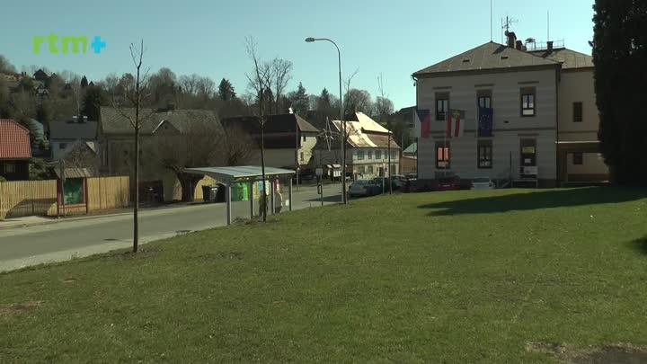 Situace ve Skalici u České Lípy