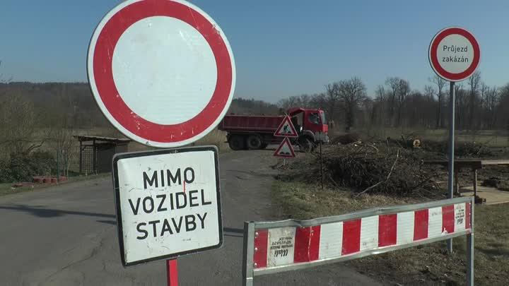Liberecký kraj začal se stavbou obchvatu Zákup