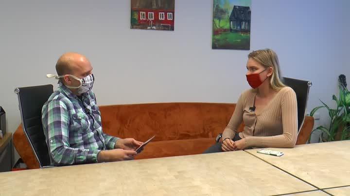 Pod rouškou - Jak dopadl nouzový stav na studentku ČVUT