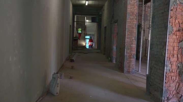 Přestavba psychiatrie v KNL je v plném proudu