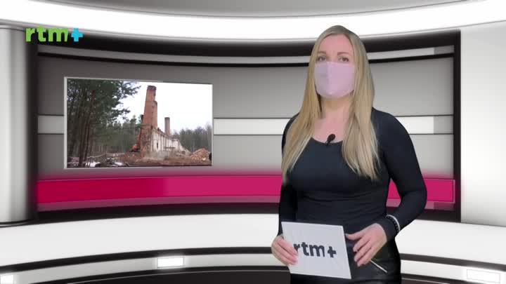 Krajský magazín nejen o dalších demolicích v Ralsku