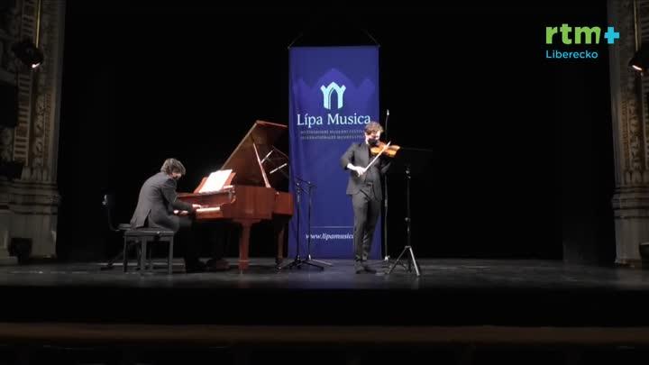 Liberecký kraj sobě, Lípa Musica Libereckému kraji — záznam koncertu