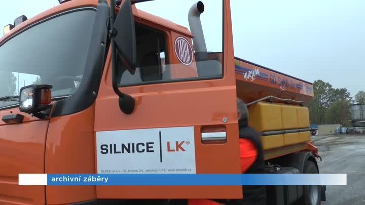Na letní údržbu silnic v Libereckém kraji půjde o 30 milionů více