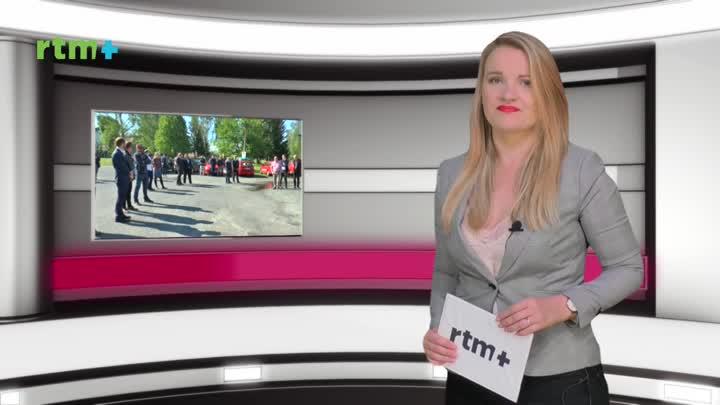 Krajský magazín o zahájení rekonstrukce silnice II/268
