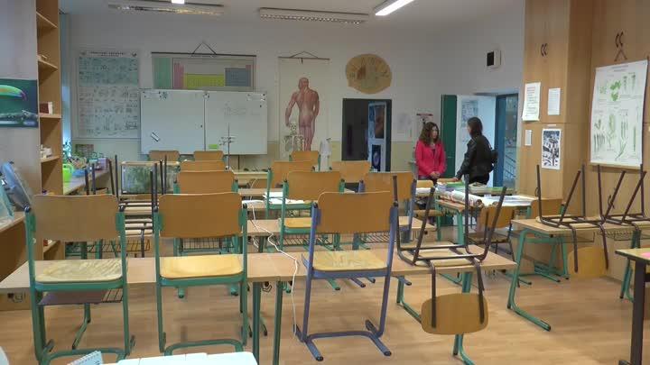 Liberecká ZŠ Na Výběžku bude mít nové odborné učebny