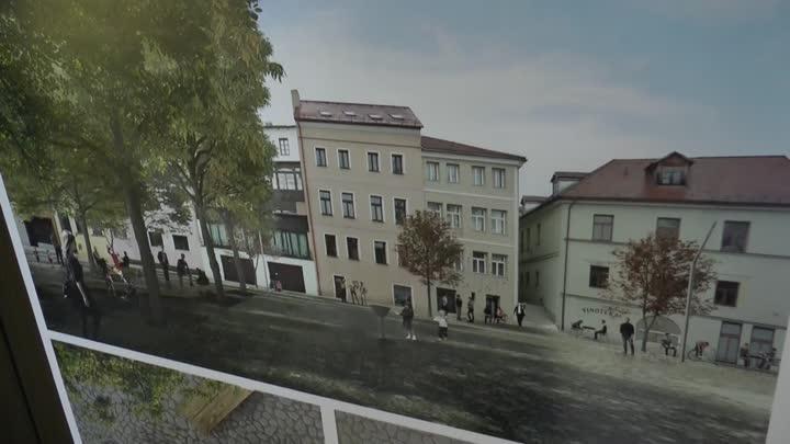 Česká Lípa zná vítězný návrh revitalizace Škroupova náměstí