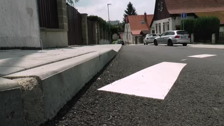 Liberec opravil ulici U Domoviny o téměř měsíc dřív