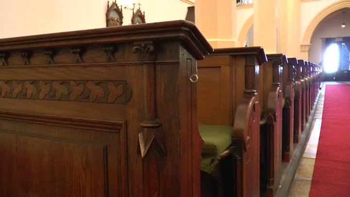 Kostel sv. Antonína Velikého v Liberci má za sebou další opravu