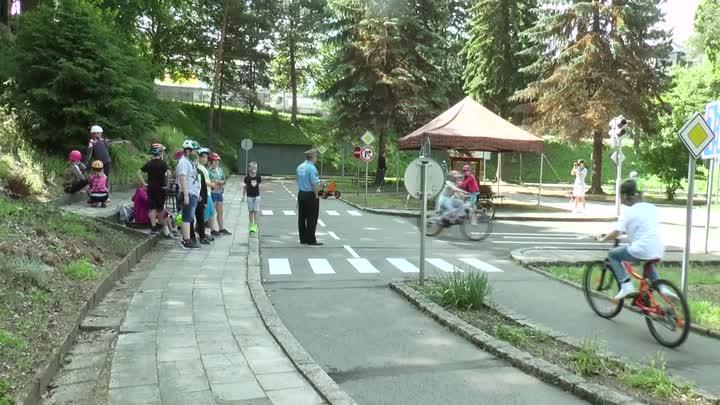 Liberecké dopravní hřiště je opět přístupné školám i veřejnosti